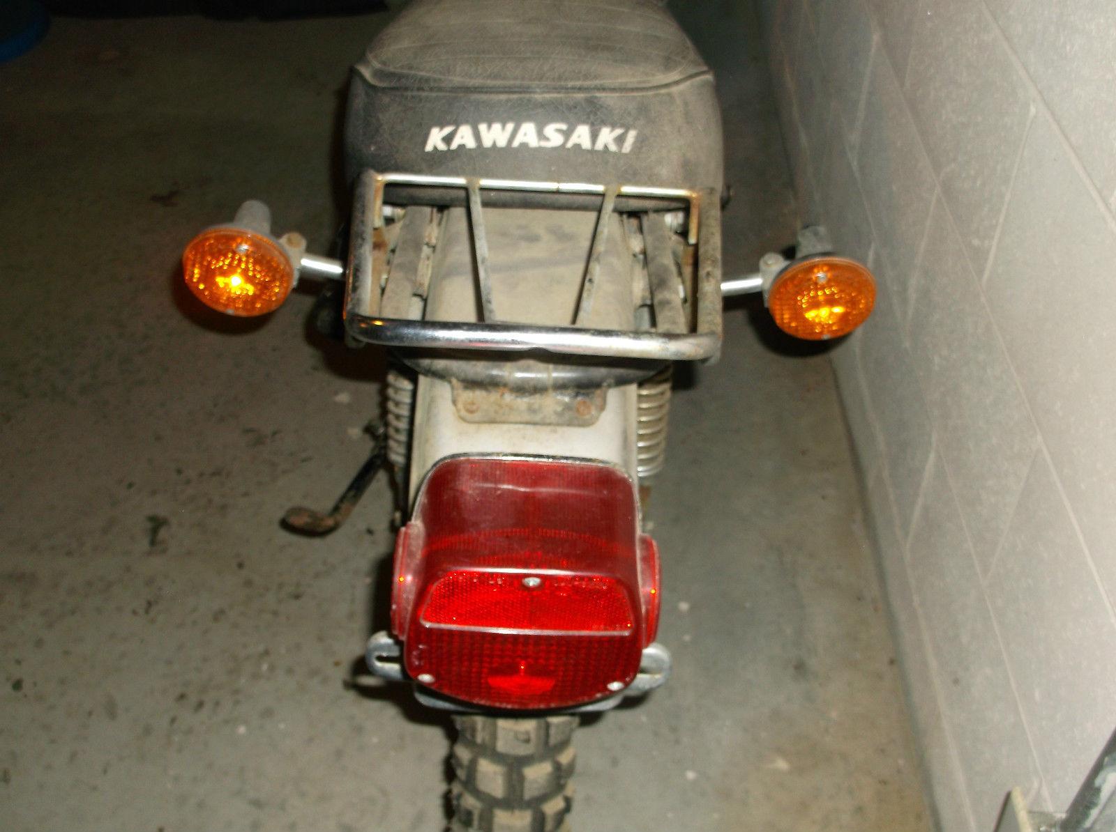 Kawasaki Trail Boss Street Legal