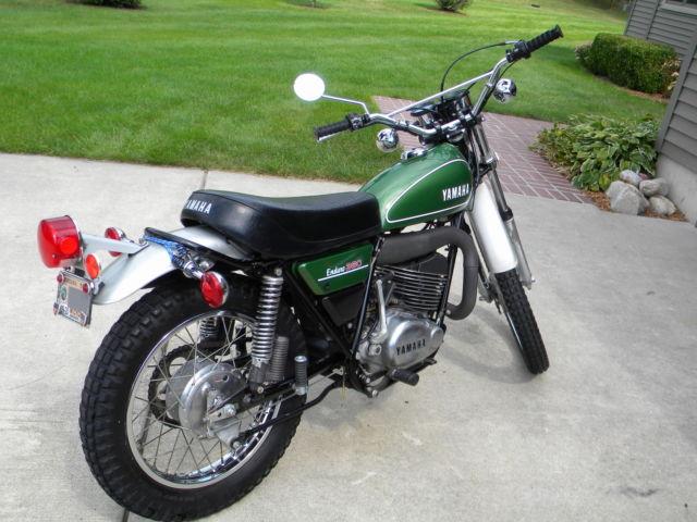 1974 Yamaha Dt 360
