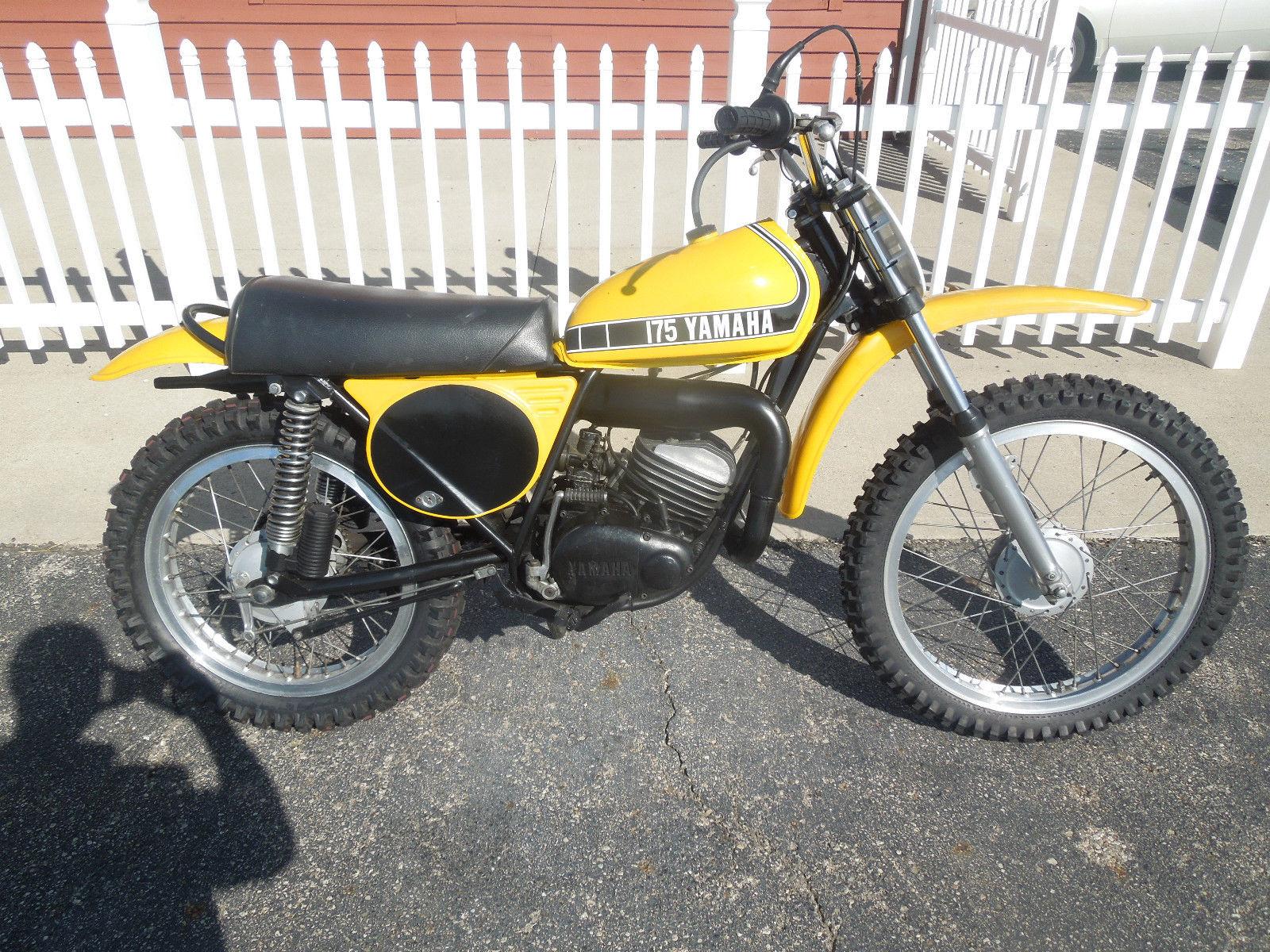 1974 yamaha mx175