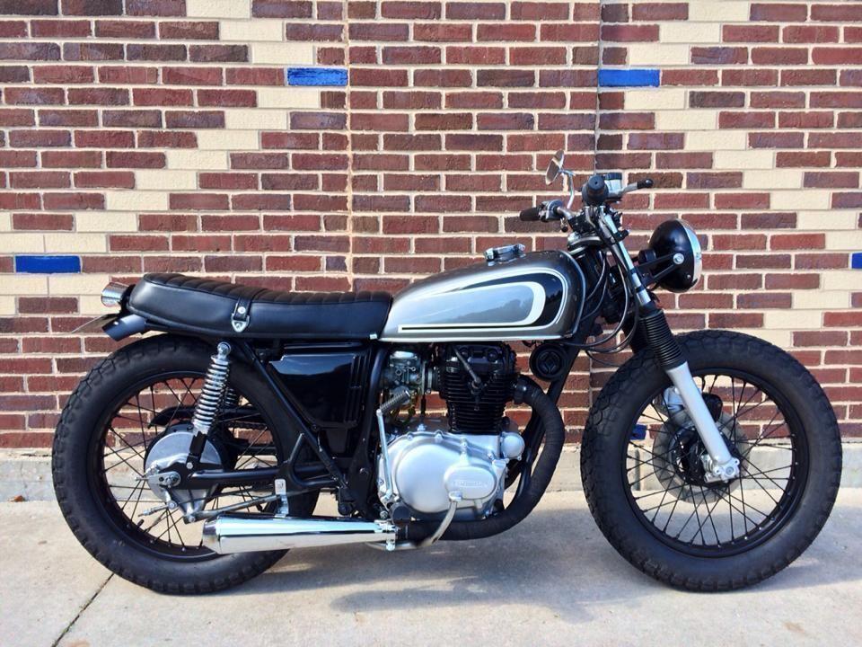 1975 Honda CB360 Vintage Motorcycle