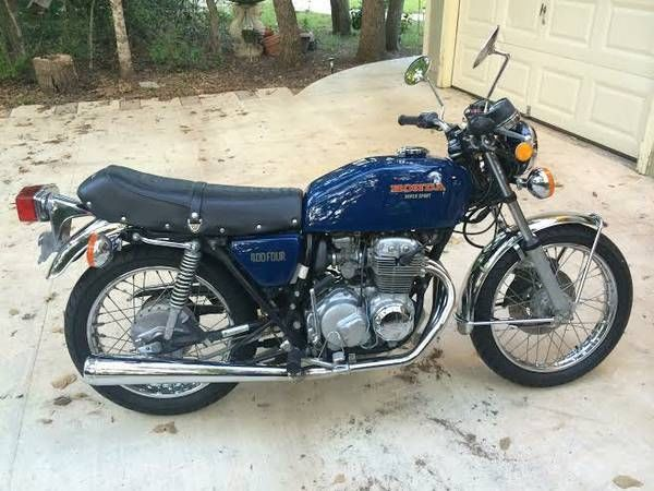 Bikes 1975 Cb400f Supersport Honda CB
