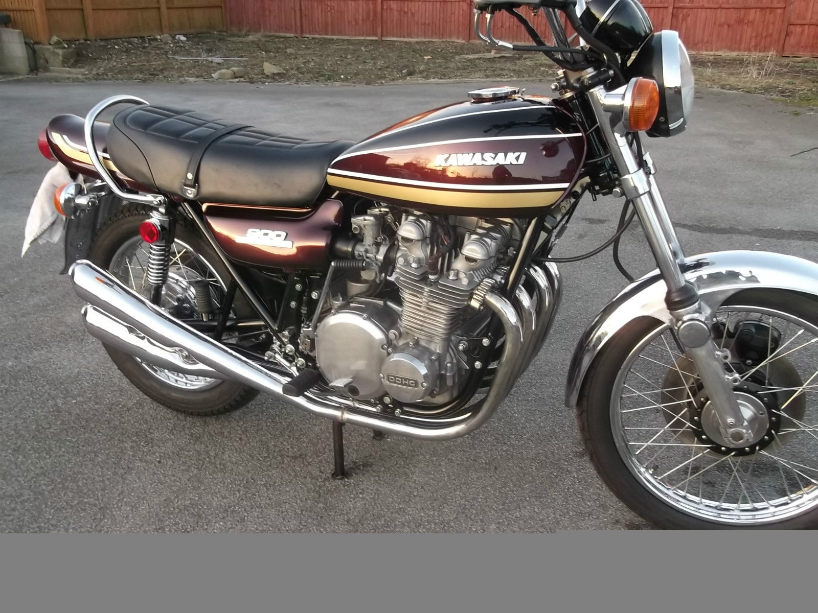 kawasaki 900 z1b 1975 - Google Search   1975 Kawasaki Z1b