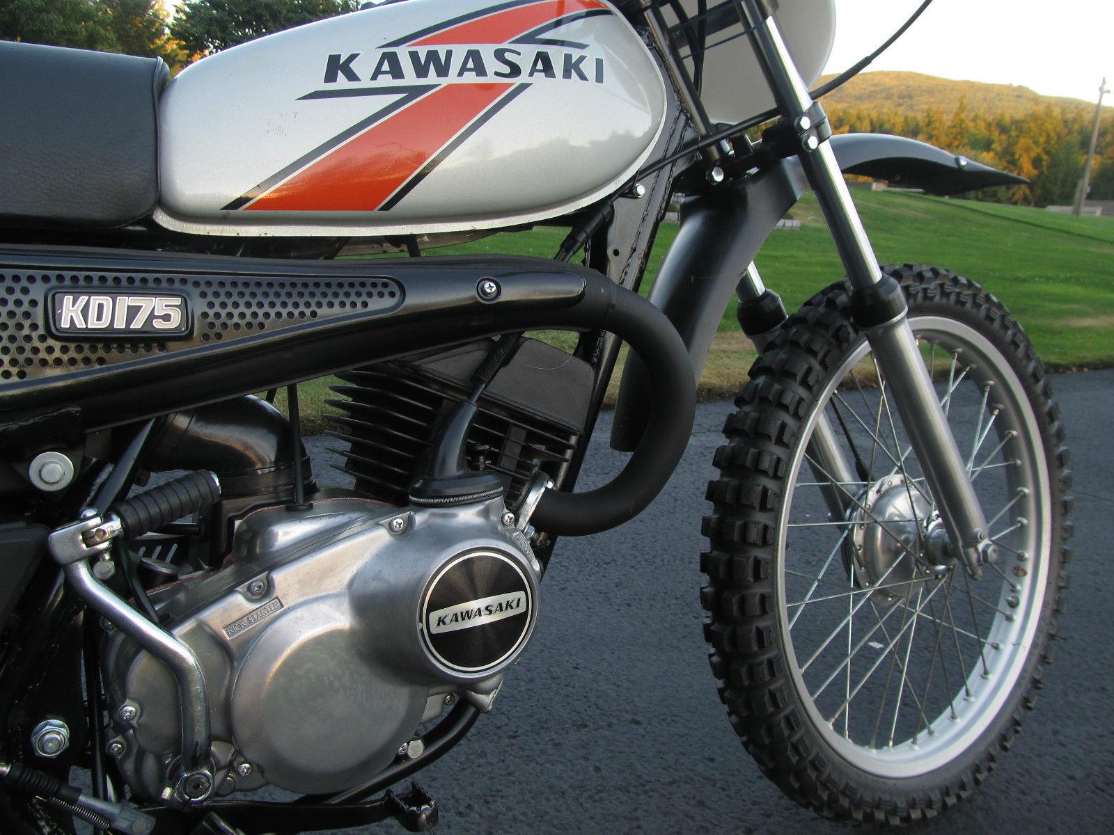 Kawasaki Kd Year