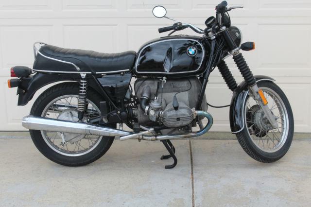 1977 Bmw R1000 7 R 1000 7