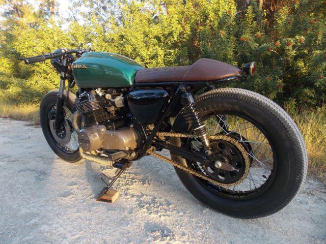 1977 Custom Built Motorcycles CB