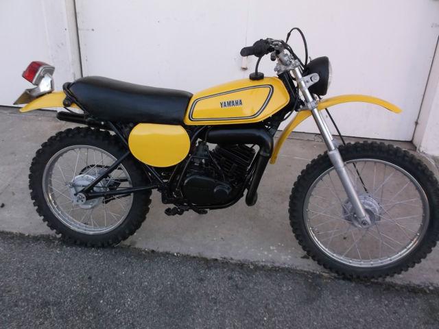 Yamaha Ct   Enduro