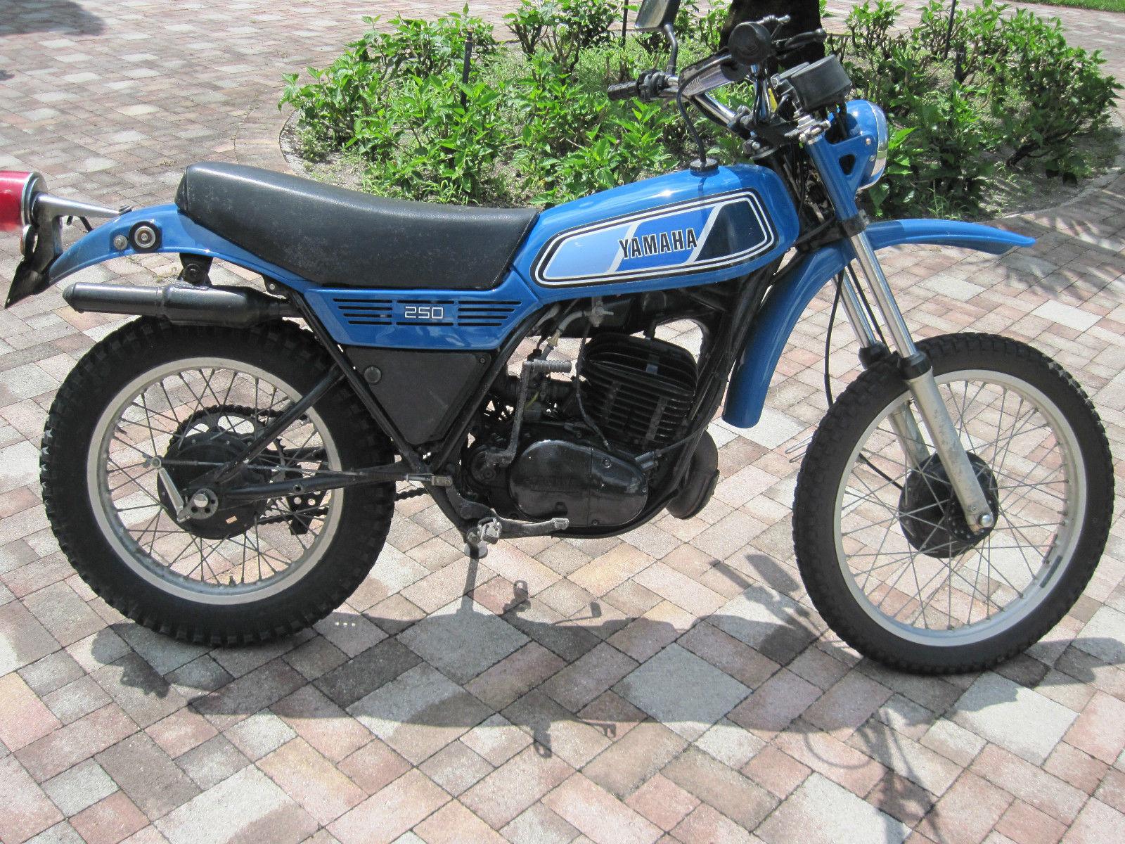 1977 yamaha dt 250 for Yamaha dt 250 for sale