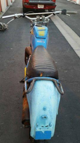 1978 Bultaco 370 Mk 11 Frontera For Parts or Restoration