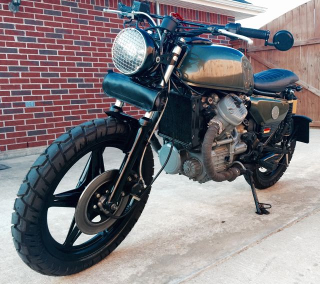 1978 Honda Cx500 Engine For Sale: Honda Gl500 Cafe Racer Project