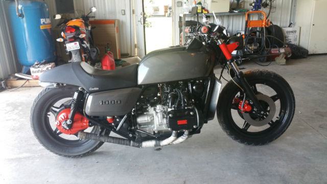how to make a goldwing bobber