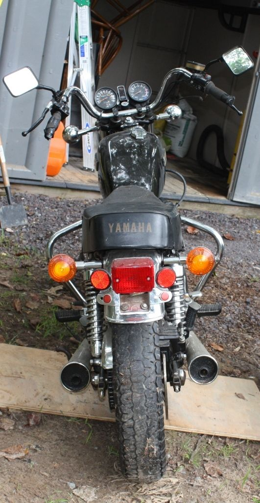 1978 or 79 Yamaha XS650 FOR PARTS ONLY! THANK YOU!