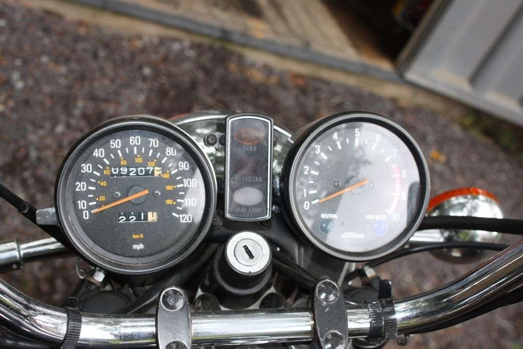 1978 or 79 Yamaha XS650 For Project or Parts