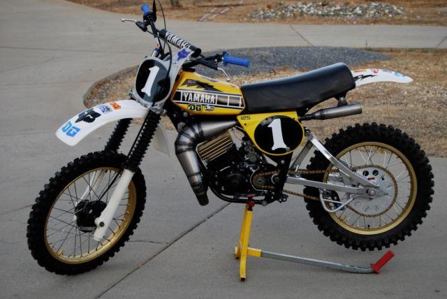 Yamaha Cr For Sale