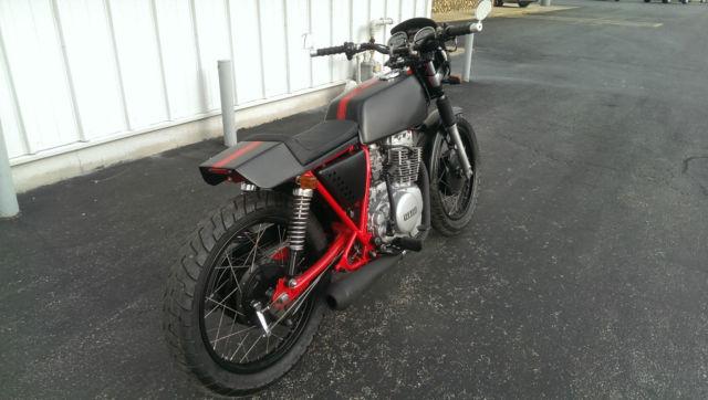 1978 Yamaha XS400 2E Custom Cafe Racer/Tracker Motorcycle. 1978 Yamaha XS