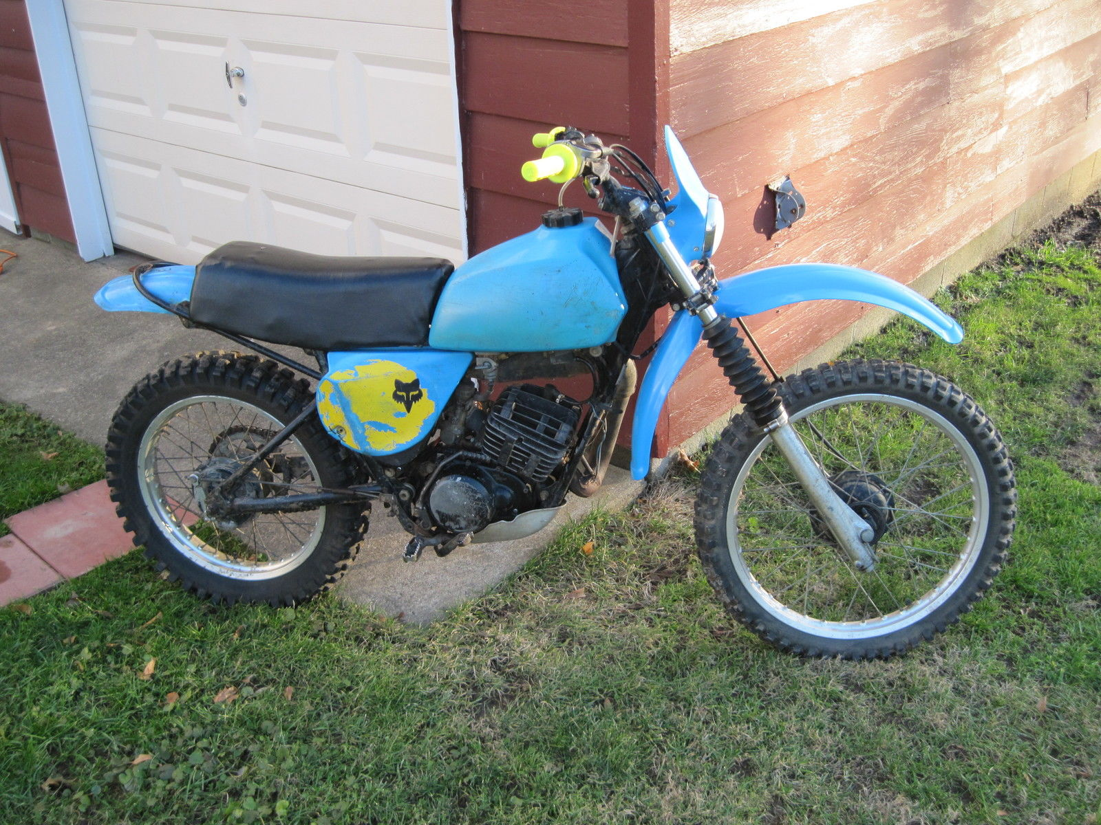 89 1979 Yamaha Parts Twin Engine Wiring Images Gallery Yz250 Diagram It 175 Nice Original Bike Fast And Reliasble Many New No Reserve