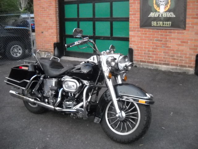 /Ölfilter HIFLOFILTRO f/ür Harley Davidson FLH 1340 Electra Glide Belt Drive 1984 64 PS 47 kw