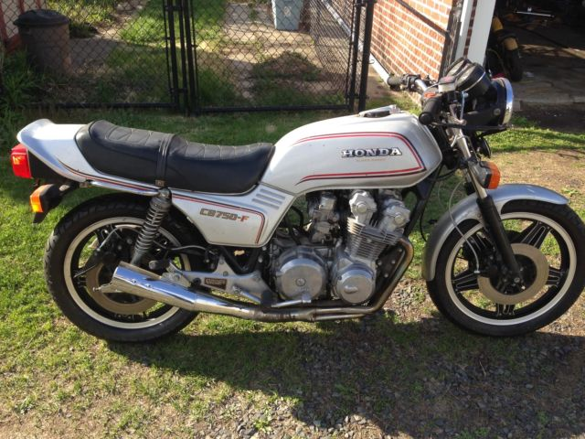 1980 Honda CB- show original title