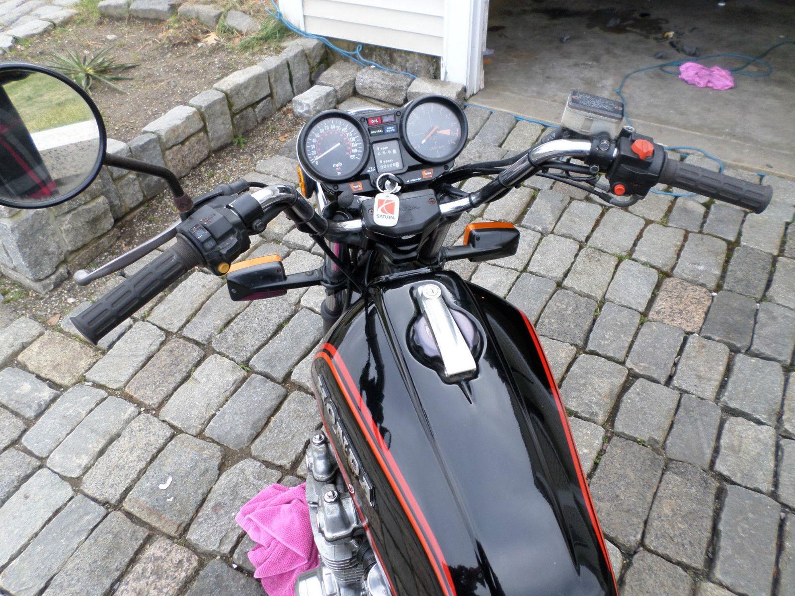 1980 Honda CB