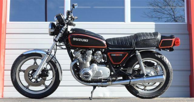 Ebay Motors Motorcycles >> 1980 Suzuki GS550