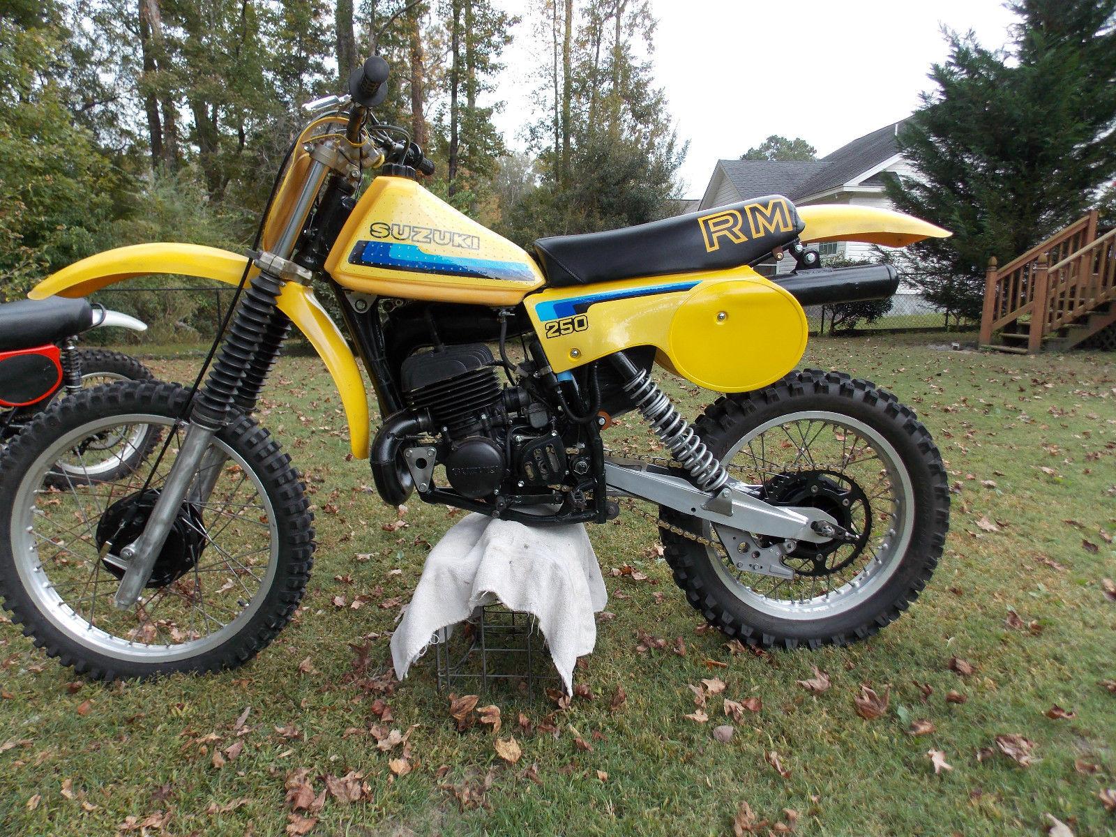 What Oil  Suzuki Rm