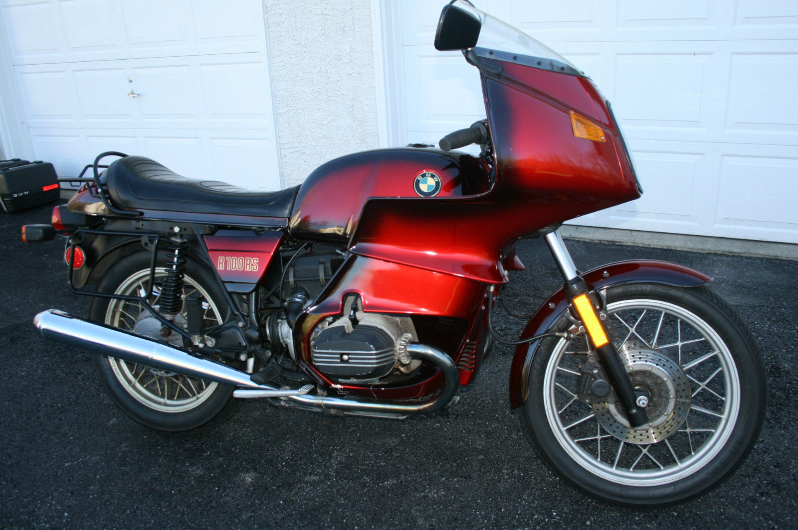 1981 Bmw R100rs