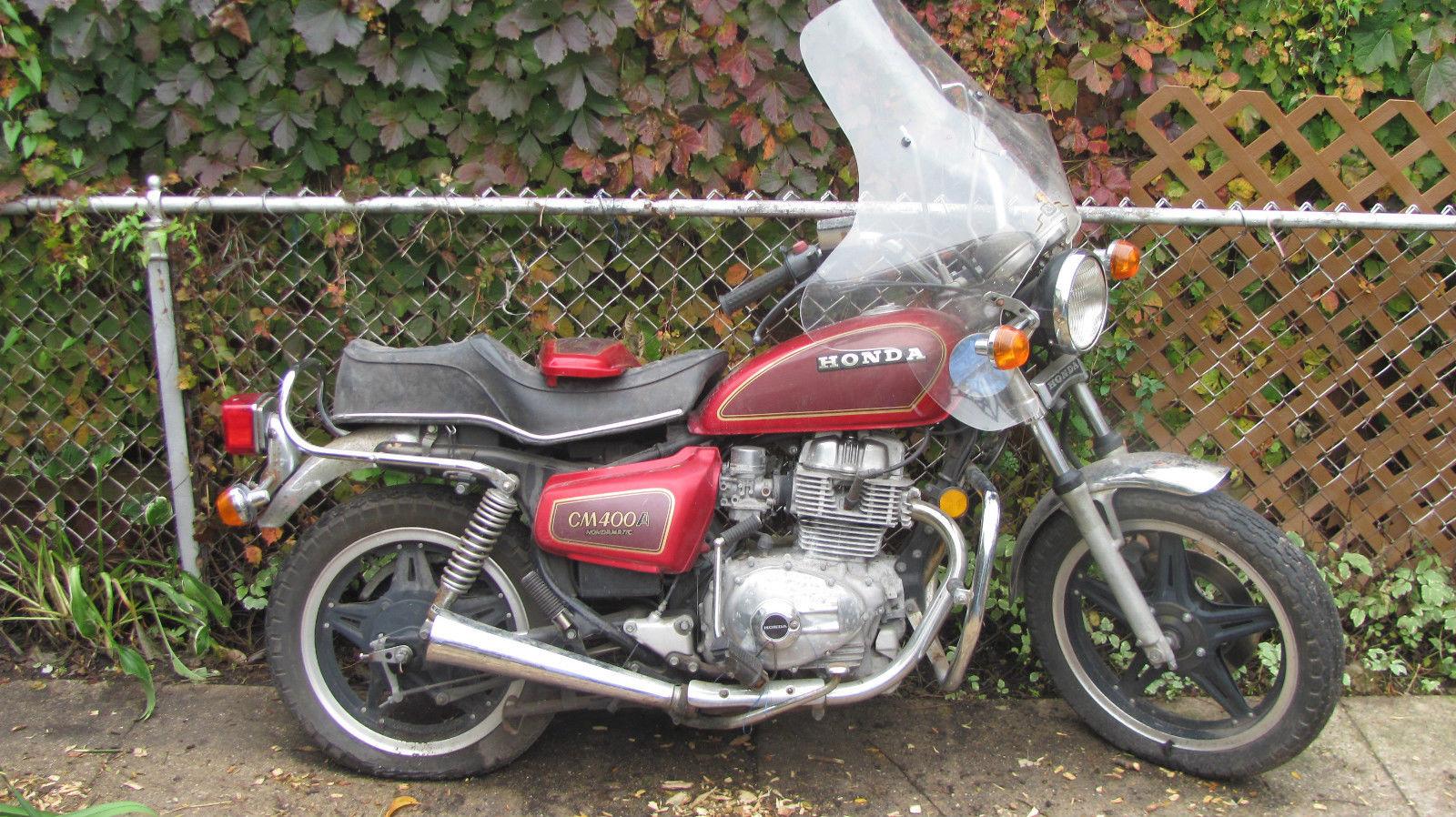 1982 Honda Cm450honda Cm450 A Hondamatic Moto Zombdrive Com Ca175 Wiring Diagram Motorcycle