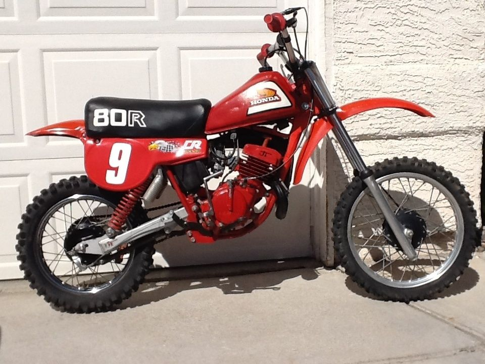 1981 Honda Cr80 Elsinore See Video Link Of How Well This