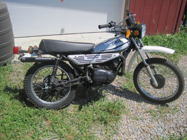 1981 yamaha dt 100 enduro. Black Bedroom Furniture Sets. Home Design Ideas