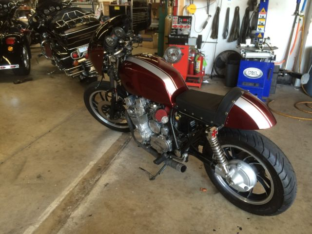 1981 Custom Built Motorcycles Other
