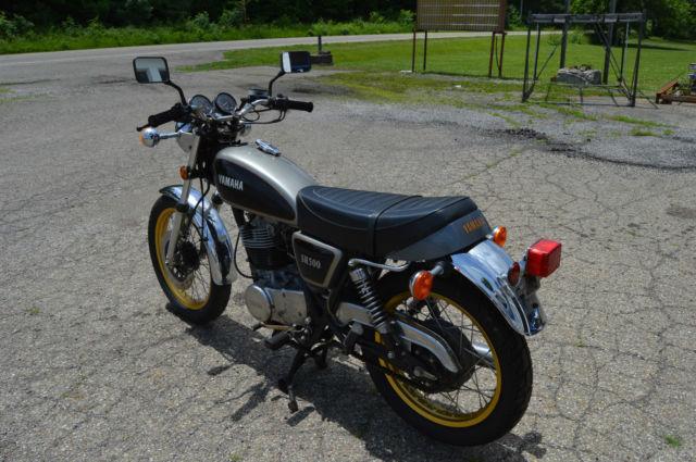 Yamaha Sr Bike Sales