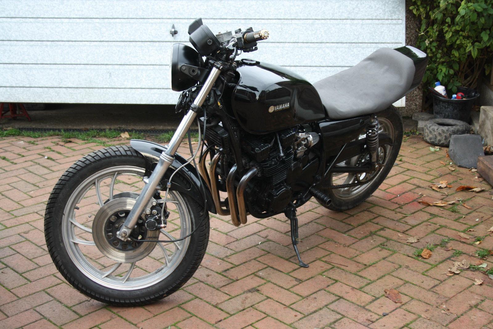 1981 yamaha xj550 black cafe racer  flat tracker  twin shock yamaha xj 550 service manual pdf yamaha xj 550 maxim manual