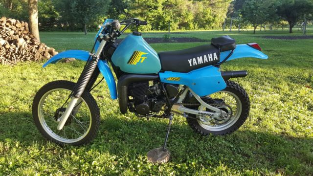1982 Yamaha IT 465 IT465 With Title Vintage MX Enduro Dual Sport