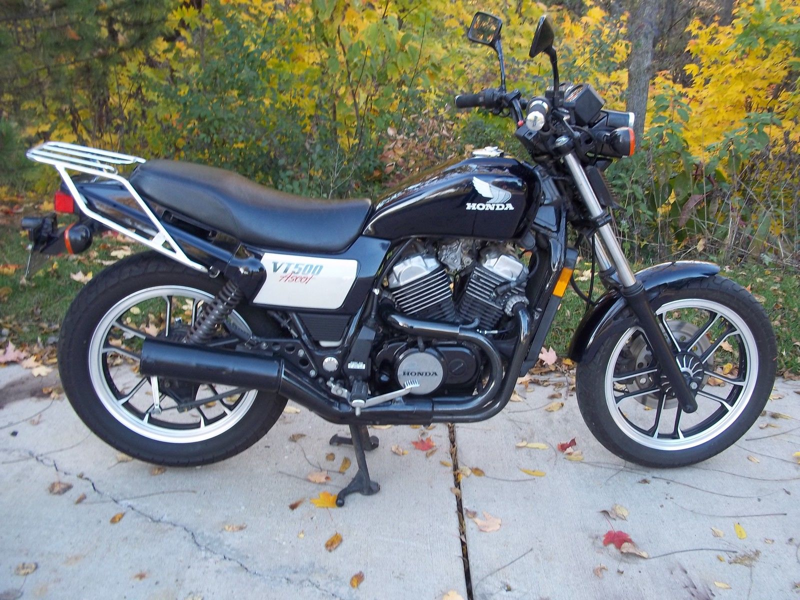 1984 Honda VT500 Ascot   W168   Las Vegas Motorcycle 2018