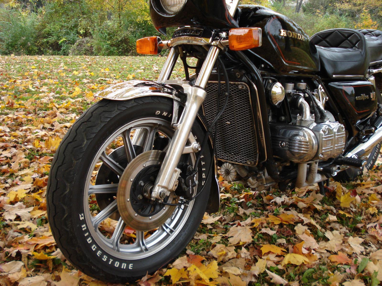 MH-14-FG Honda Goldwing GL1100 naked bike