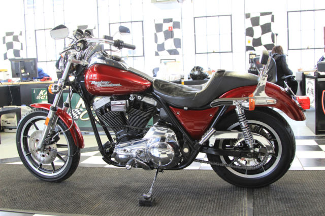 Nada Motorcycle Value >> 1984 Harley Davidson FXRT 1340 Sport Glide FXR