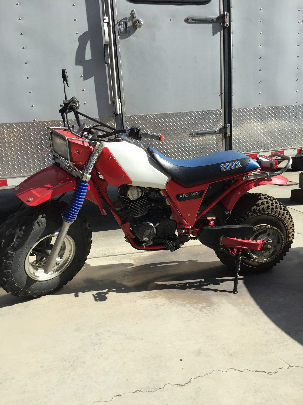 200x Atc Motorcycles For Sale