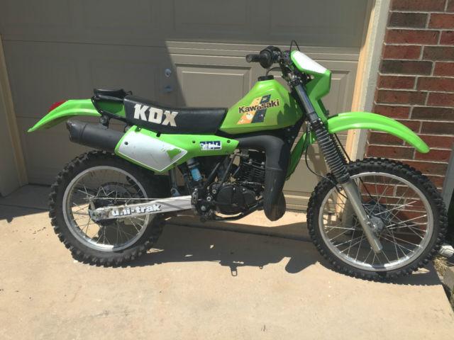 1984 Kawasaki Kdx200 Enduro W Title Street Legal Runs