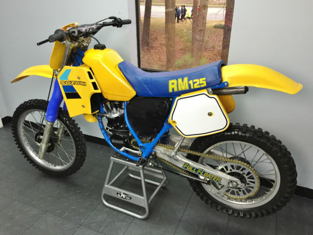 Suzuki Rm  Complete Engine For Sale