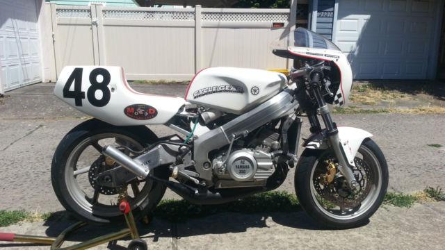 1984 Yamaha RZ350 Race Bike Vintage Racing AHRMA (NSR 250r