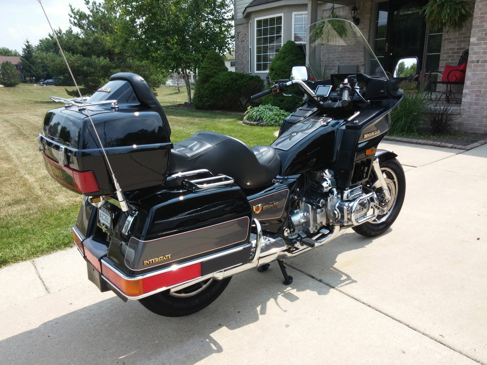 Honda Goldwing Vin Location Honda Goldwing Fuel System ...
