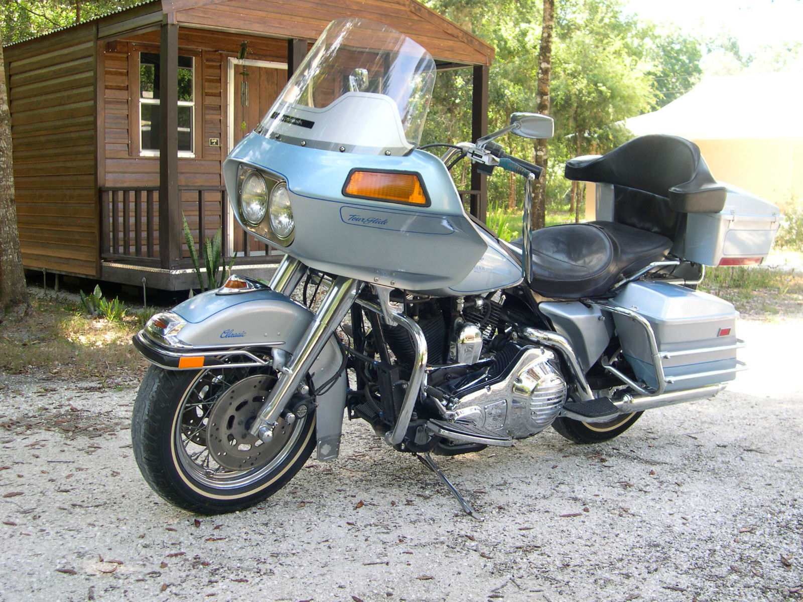 Harley Tour Glide For Sale
