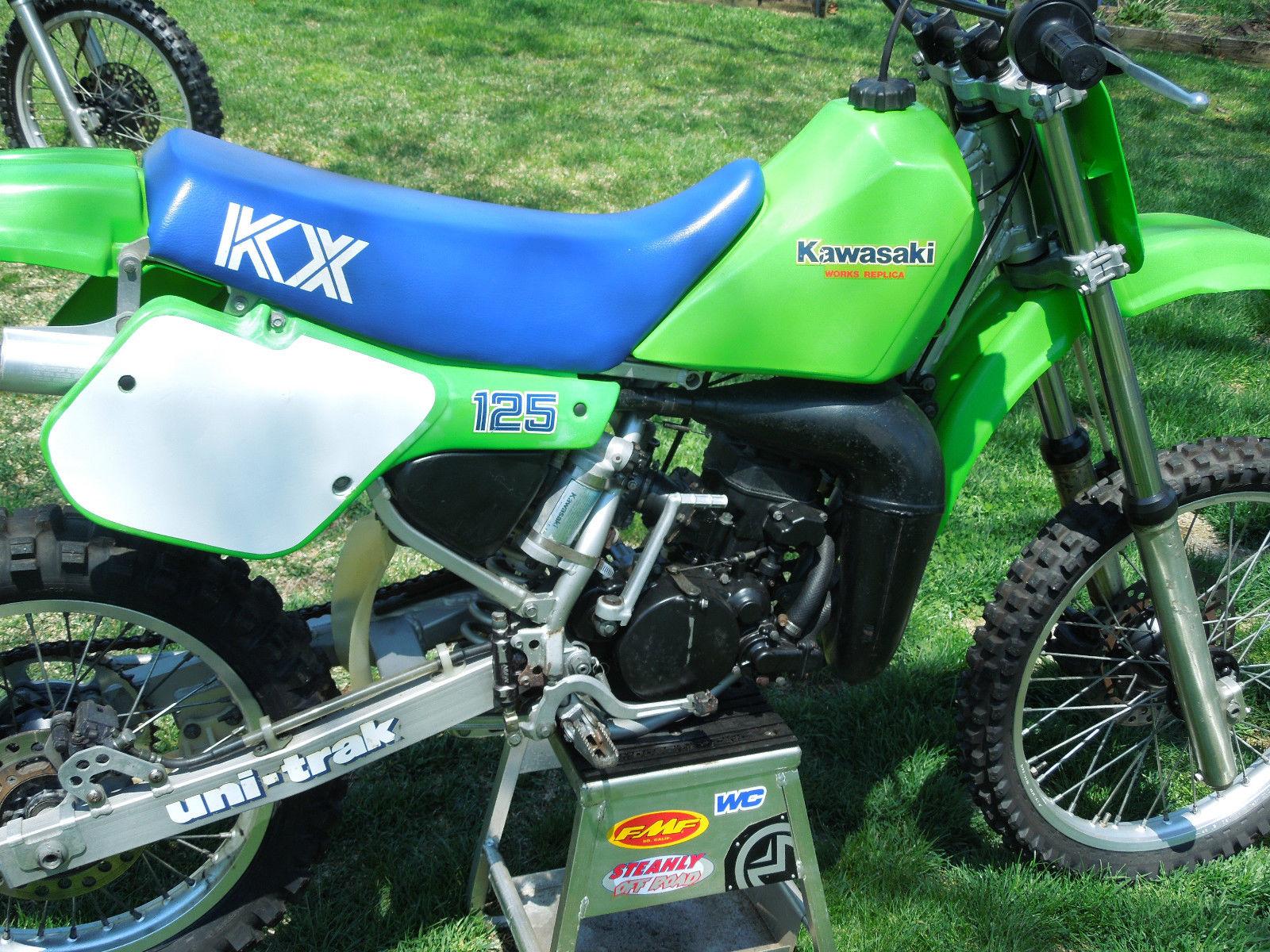 1986 Kx 125