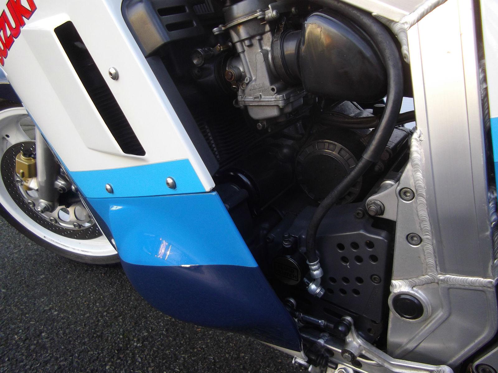 1986 Suzuki GSXR 1100 Excellent Condition Full Lazer Exhaust