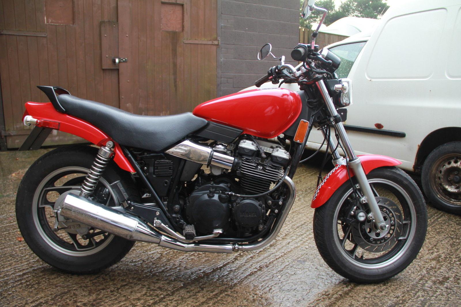 Yamaha Radian YX 600 Motorcycle 1986 For Sale Windsor