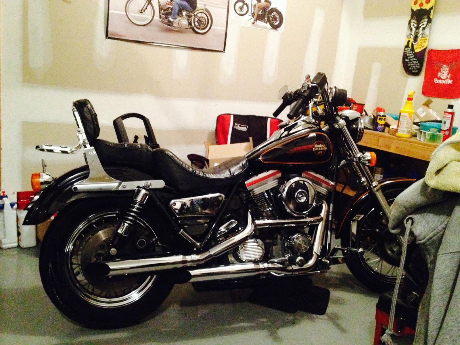 1990 Harley Davidson FXR FXRS-Convertible Super Glide