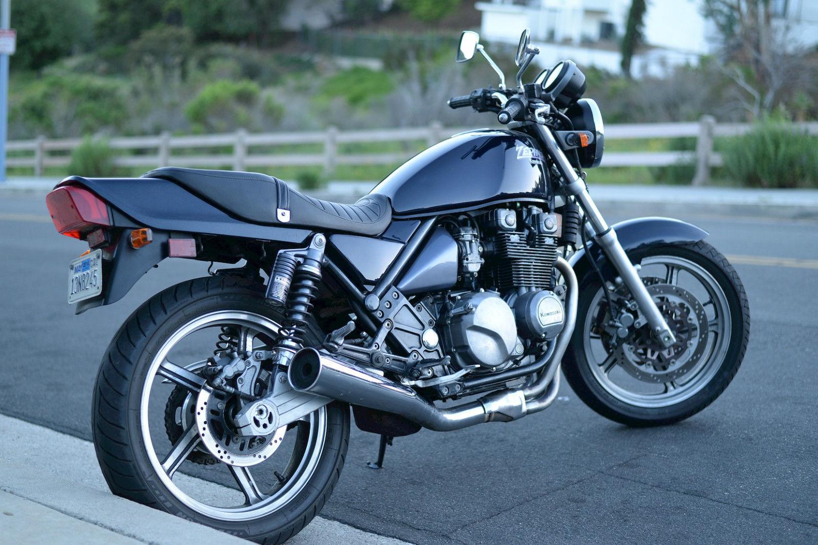 Kawasaki Zephyr 550 | Motorrad