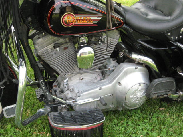 1991 Harley Davidson FLHS Road King EVO ~2nd owner~Runs