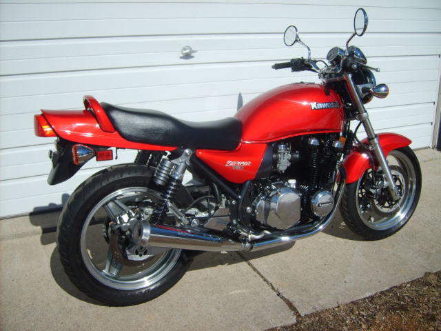 1991 kawasaki zr 750 zephyr kz gpz almost new cond. Black Bedroom Furniture Sets. Home Design Ideas