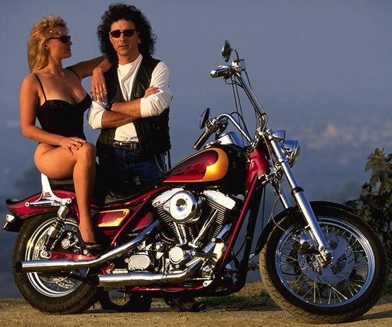 1992 Harley Davidson FXRS Low Rider Softail Custom