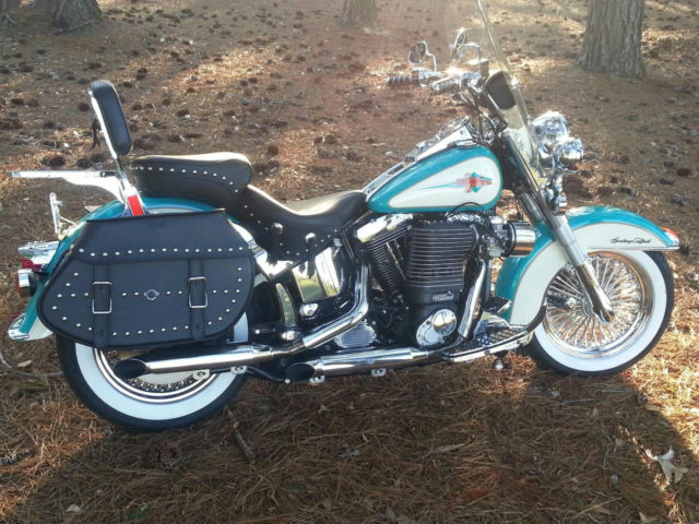 1992 Harley Davidson Heritage Softail W Supercharger
